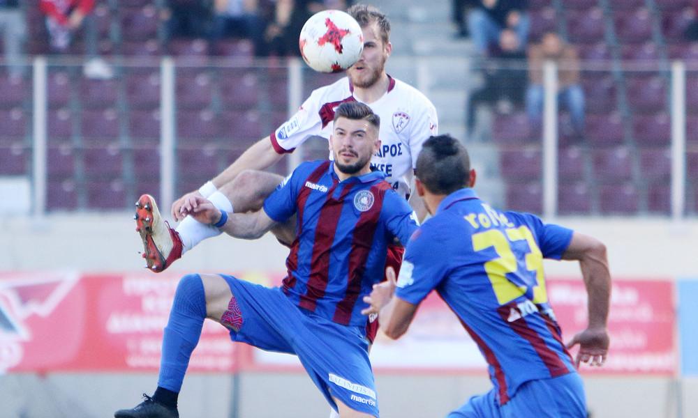ΑΕΛ-Κέρκυρα 0-0: Έδειξε ψυχή… παραμονής στην ARENA!