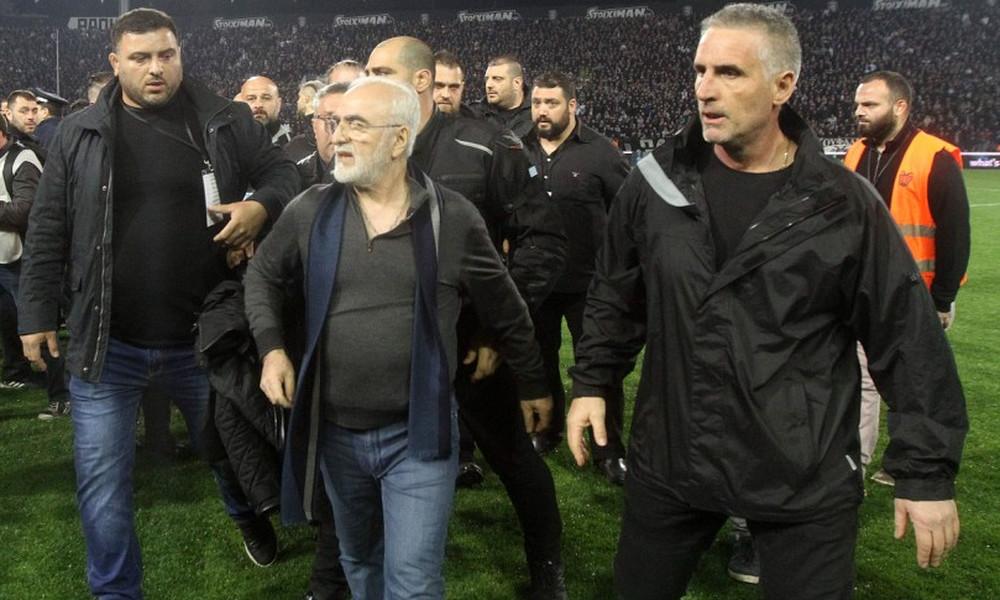 Η θέση της Αστυνομίας Θεσσαλονίκης για το ΠΑΟΚ-ΑΕΚ και τον Ιβάν Σαββίδη