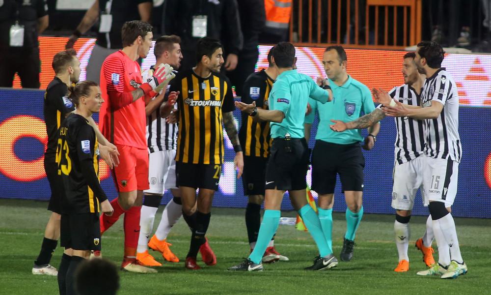 ΑΕΚ: Επίσημη η καταγγελία στον ποδοσφαιρικό Εισαγγελέα για ΠΑΟΚ!