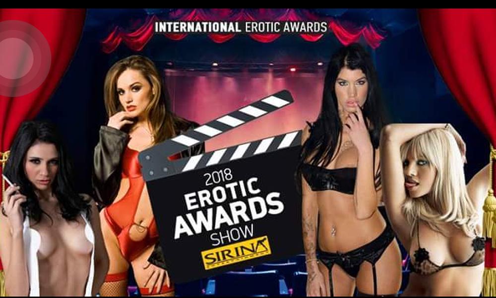 Επίσημο! Τα Erotic Awards 2018 στην Αθήνα!