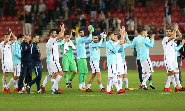 Αμετακίνητη η Ελλάδα στην κατάταξη της FIFA
