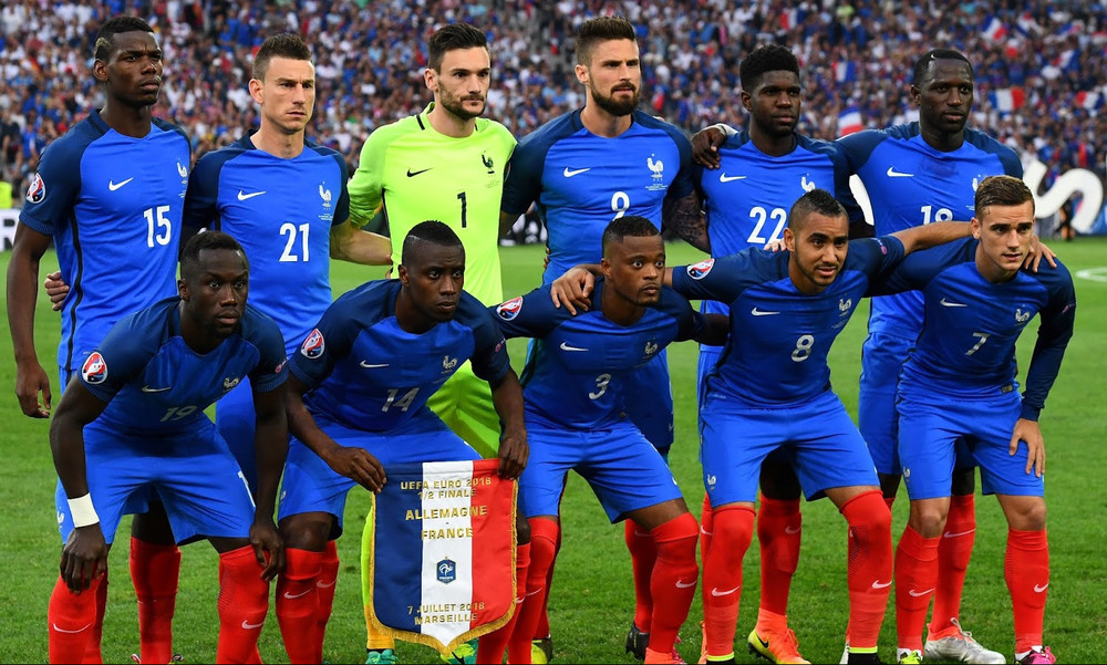 Εκπλήξεις στην εθνική Γαλλίας - Onsports.gr