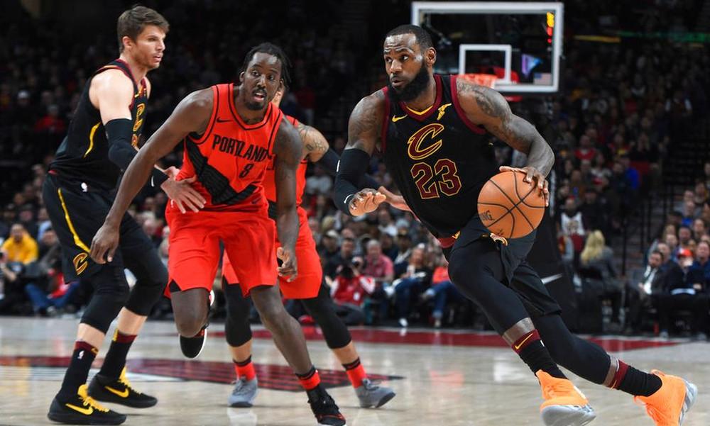 NBA: Οι Μπλέιζερς έβαλαν… στοπ στους Καβαλίερς (videos)