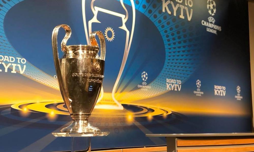 «Τιτανομαχιες» στους «8» του Champions League - Δείτε όλα τα ζευγάρια