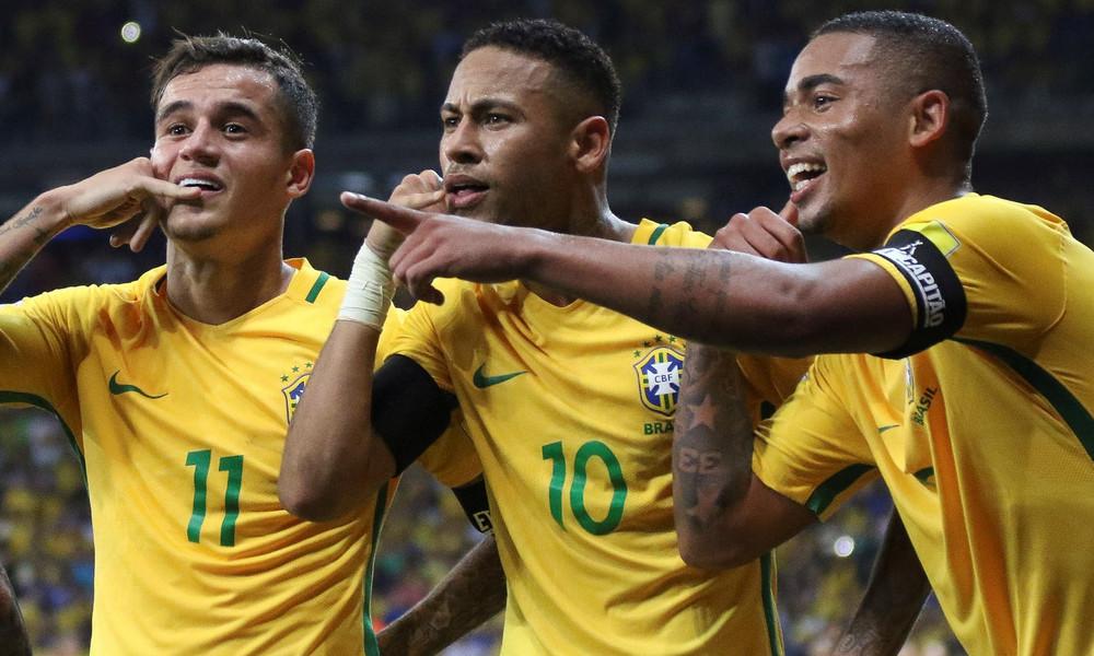 Πλήγμα για την Βραζιλία εν όψει Μουντιάλ! (photos)