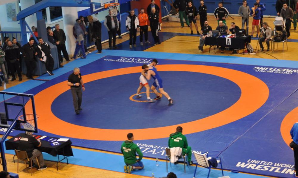 Μεγάλη συμμετοχή στο Πανελλήνιο πρωτάθλημα Παμπαίδων