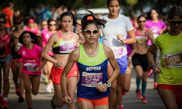 7ος Ημιμαραθώνιος Αθήνας: Νικήτρια η Πετρουλάκη