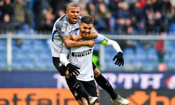 Σαμπντόρια - Ίντερ 0-5: Οργίασε ο Ικάρντι στην Γένοβα (video)