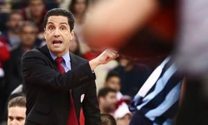 Έξαλλος ο Σφαιρόπουλος: «Δε θα ξαναπάρουν ευκαιρία»