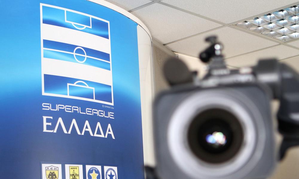 Super League: Ασφυκτικές πιέσεις από τη NOVA για την επανέναρξη του πρωταθλήματος
