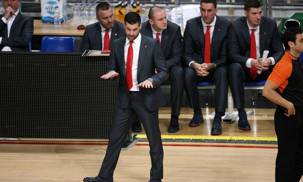 Αλιμπίγιεβιτς: «Ο Παναθηναϊκός είναι στις τέσσερις πιο δυνατές ομάδες της Euroleague»