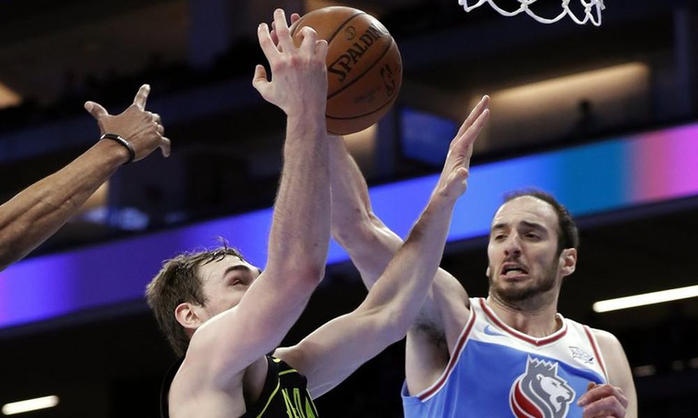 NBA: Ο «διπλός» Κουφός πήρε τον… εμφύλιο με Ντόρσεϊ (video)