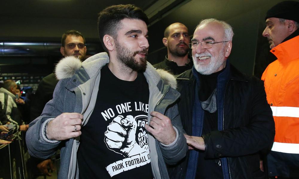 ΠΑΟΚ: Απάντησε με… Γκέμπελς ο Σαββίδης! (photo)