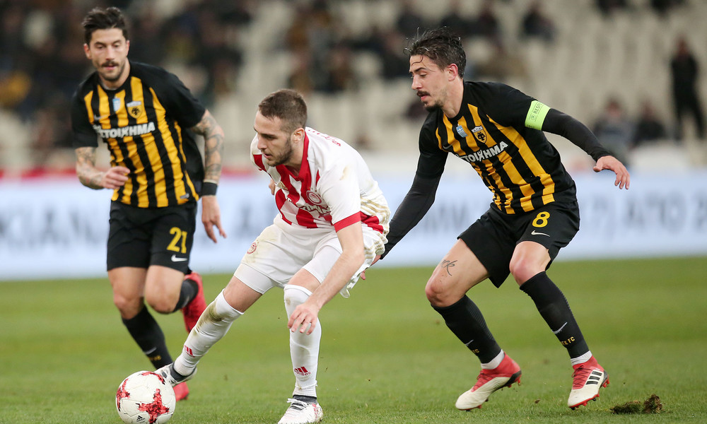 Super League: Ανακοίνωσε ΑΕΚ και Ολυμπιακό η Nova!