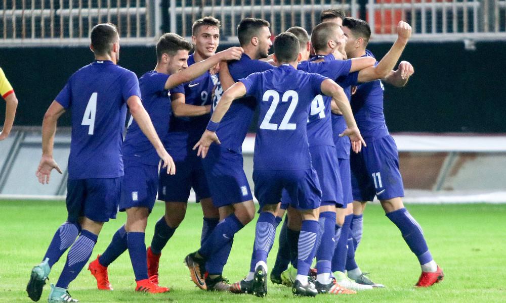 Ευρωπαϊκό Νέων: Νίκη επί της Τσεχίας για την Εθνική