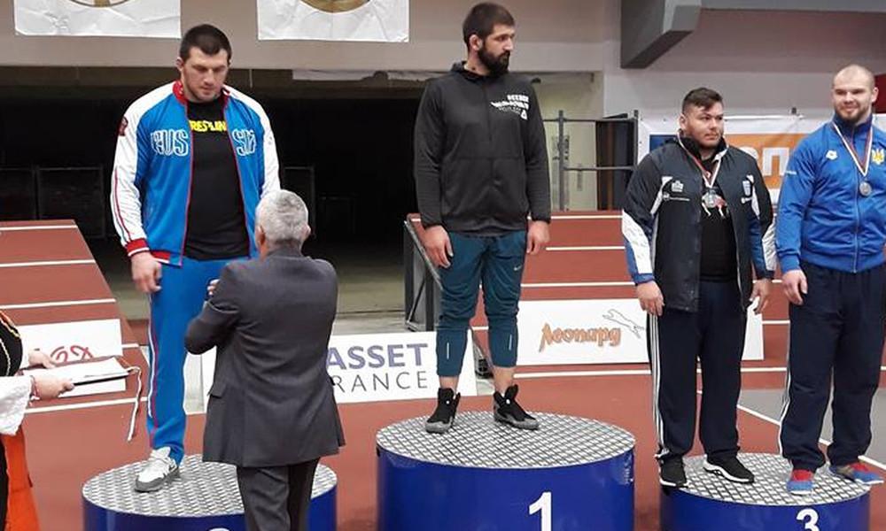 Χάλκινο μετάλλιο στη Βουλγαρία ο Καργιωτάκης