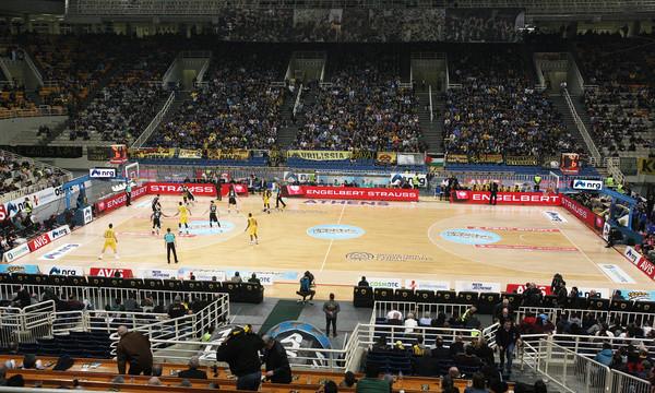 Basketball Champions League: Η ΑΕΚ φέρνει το Final 4 στο ΟΑΚΑ