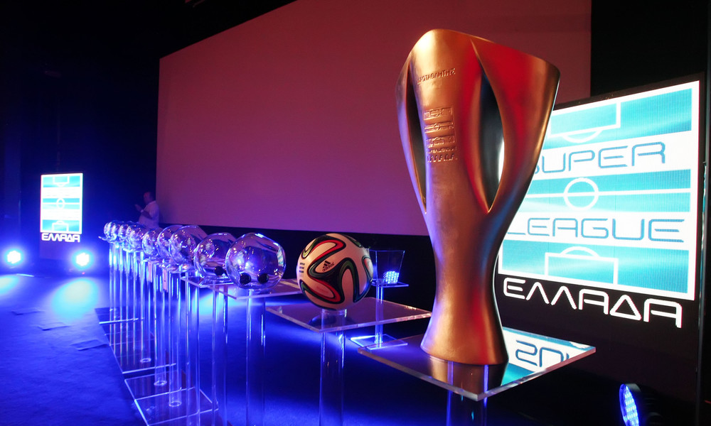 Super League: Η βαθμολογία μετά την απόφαση του Διαιτητικού για ΠΑΟΚ - Ολυμπιακός