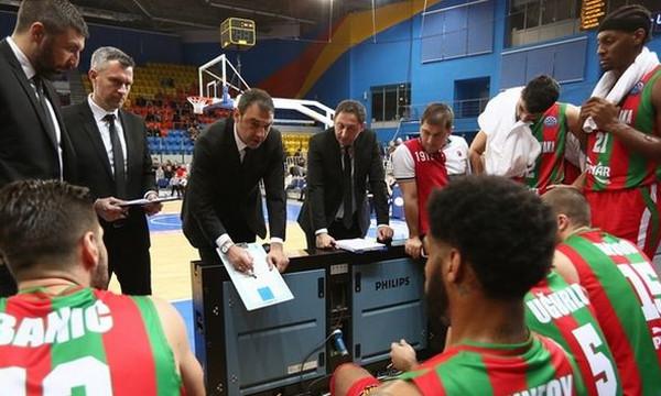 Basketball Champions League: Βαριά τιμωρία στην Καρσίγιακα