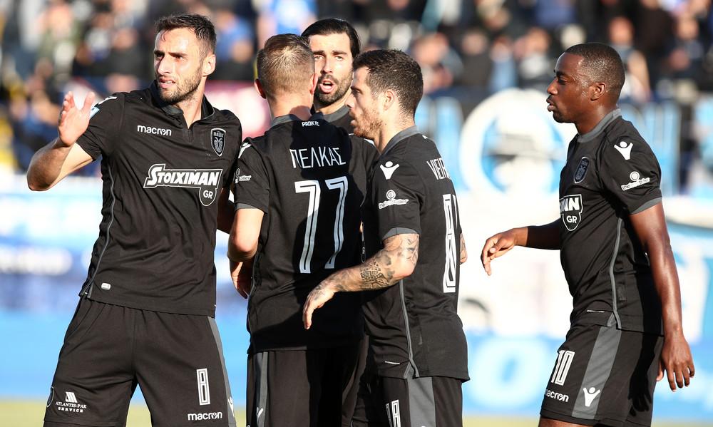 Ατρόμητος-ΠΑΟΚ 0-2: Αντίδραση με διπλό στο Περιστέρι!
