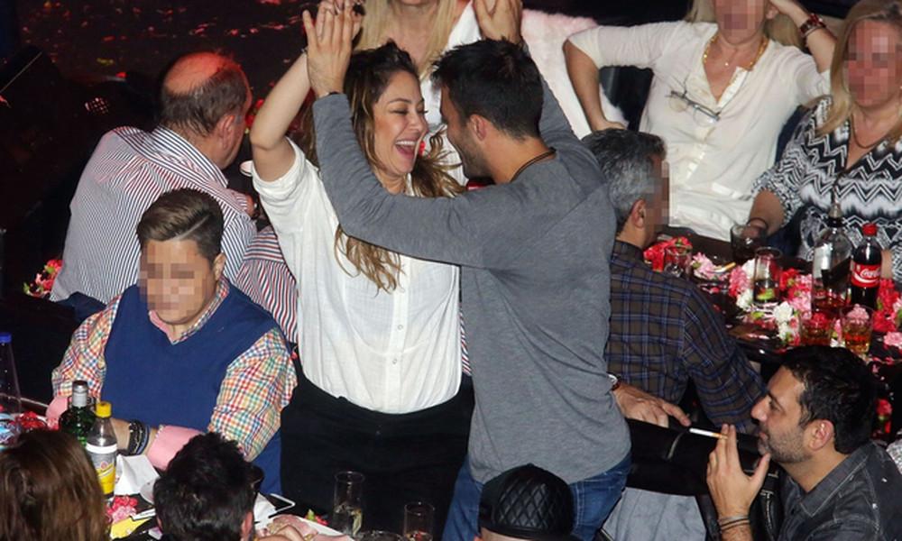 Χωρισμός βόμβα! Η Μελίνα Ασλανίδου και ο Βασίλης Μουντάκης δεν είναι πια μαζί!