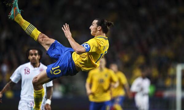 Champions League: Τρομερό τρολάρισμα Ιμπραΐμοβιτς για την γκολάρα του Ρονάλντο! (videos)