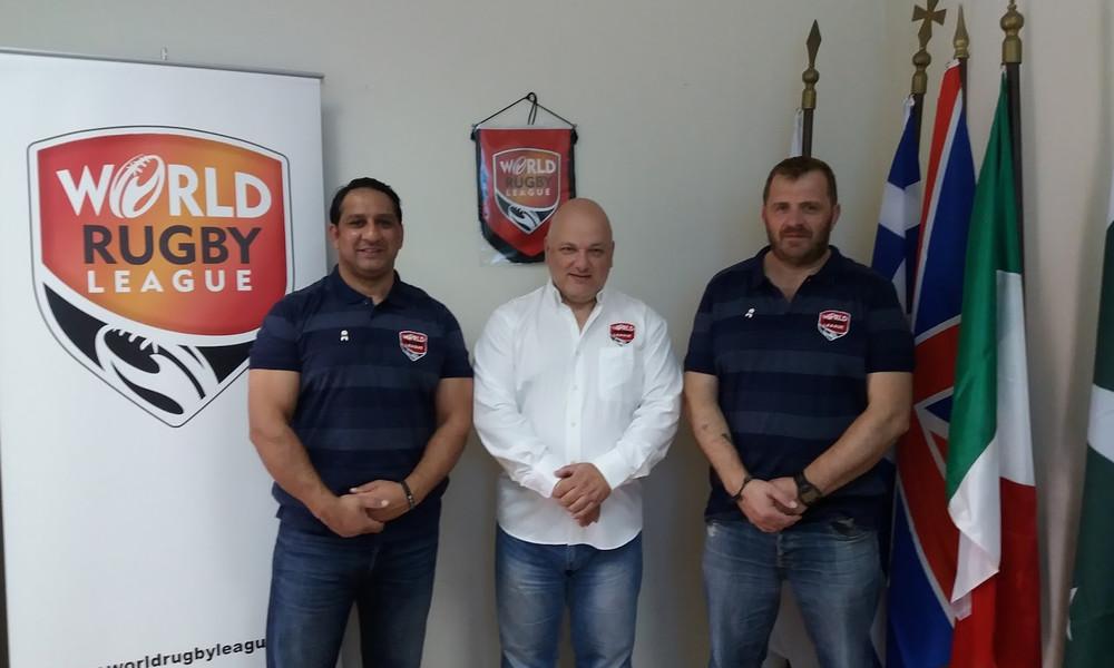 Συνεδρίαση της World Rugby League στην Αθήνα