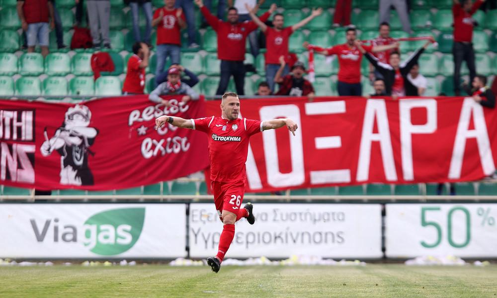 Ξάνθη-ΠΑΣ Γιάννινα 3-0: «Πέταξε» για Ευρώπη!