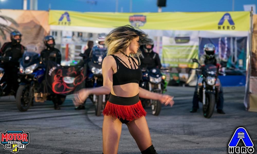 Ο «Γύρος του Θανάτου» και ο «ιπτάμενος» Νώντας Λογοθέτης στο 12o Motor Festival της Λάρισας! (video)