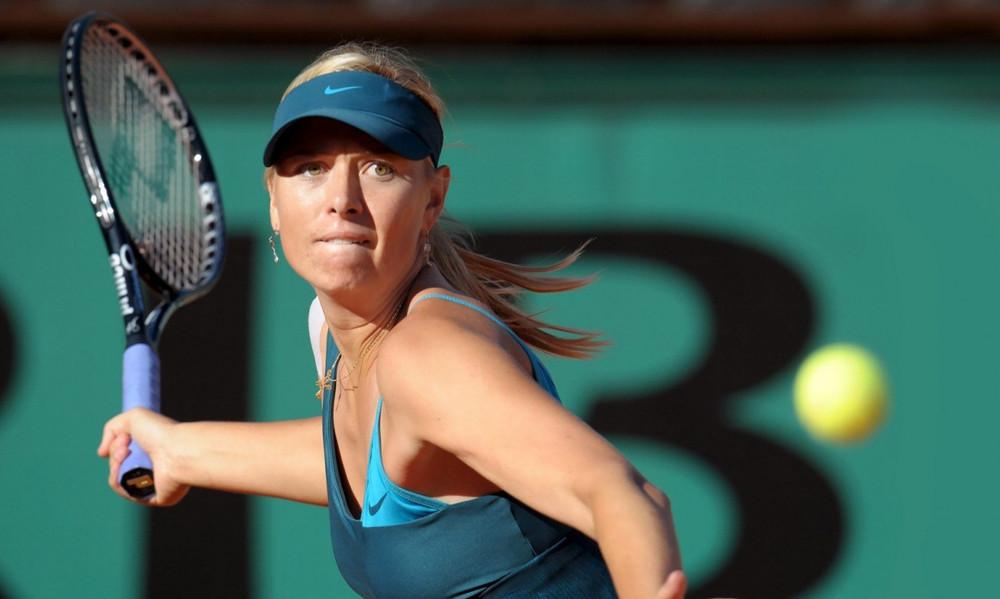 Σαράποβα: «Στόχος να κατακτήσω και πάλι Grand Slam»