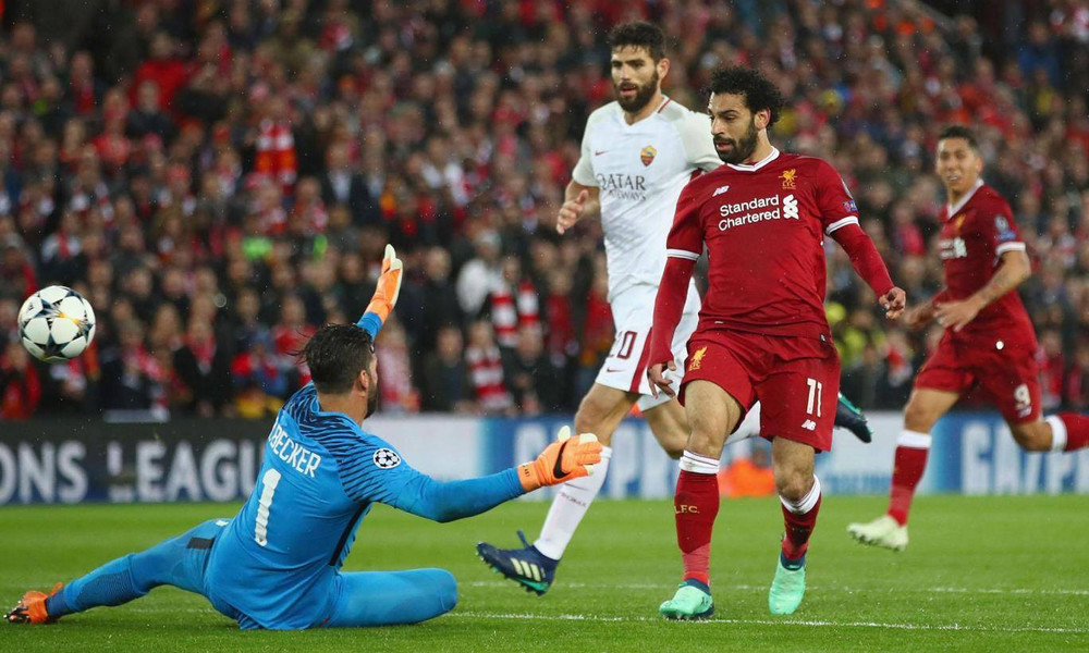 Champions League: Αποθέωση Τζέραρντ για Σαλάχ