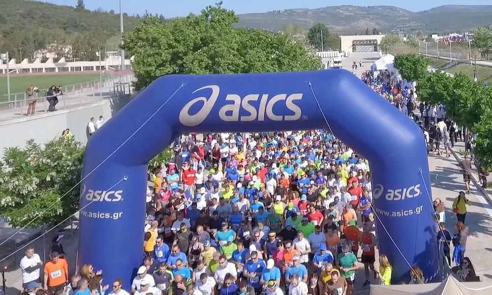 Χιλιάδες οι συμμετοχές στον «5ο ημιμαραθώνιο Μαραθώνα»