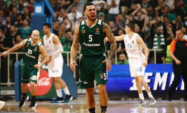 Live Chat Ρεάλ Μαδρίτης - Παναθηναϊκός Superfoods 81-74 (τελικό)