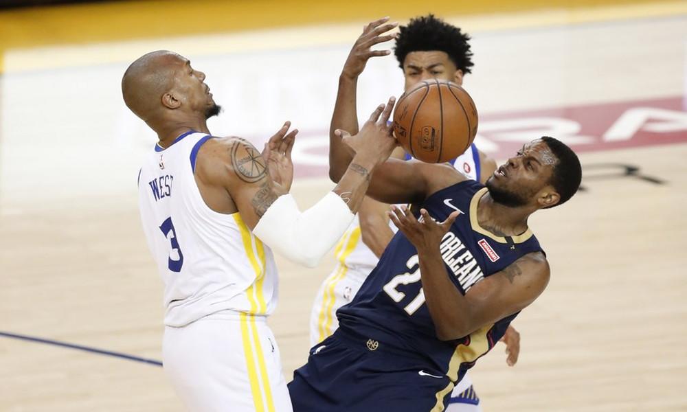 NBA: Πρώτο βήμα για Ουόριορς (video)