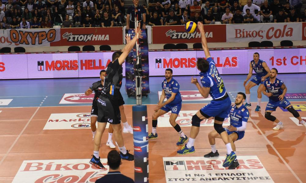Volley League: Στον τελικό ο ΠΑΟΚ