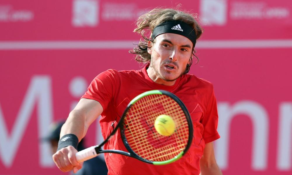 Τένις: Ασταμάτητος ο Τσιτσιπάς και στο Εστορίλ