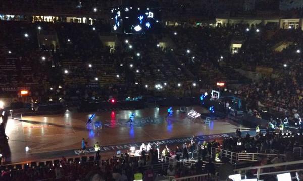 BCL Final-4: Ξεσήκωσαν το ΟΑΚΑ οι Dunkin Devils (videos)