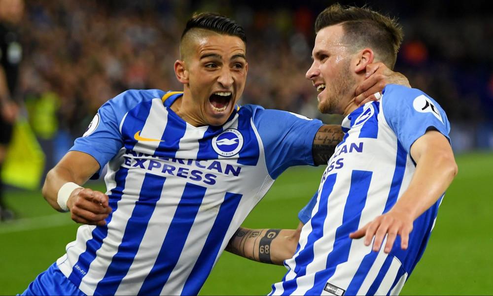 Premier League: Έκπληξη και παραμονή από Μπράιτον κόντρα στην Γιουνάιτεντ (video)
