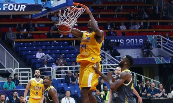 BCL: Τρίτη θέση για τη Μούρθια