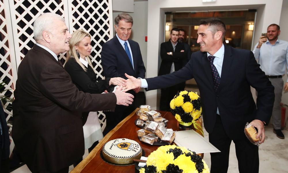 ΑΕΚ: Συμφώνησαν σε όλα Μελισσανίδης και Χιμένεθ!
