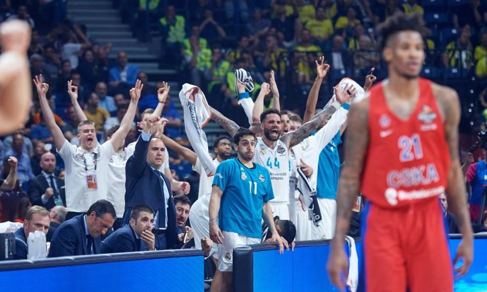 Final Four 2018: Η πρόκριση της Ρεάλ Μαδρίτης (video)