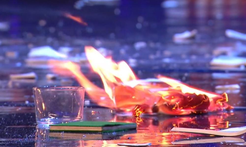 Ελληνοκύπριος έβαλε… φωτιά στο Britain's Got Talent με το μπουζούκι και τον χορό του (video)
