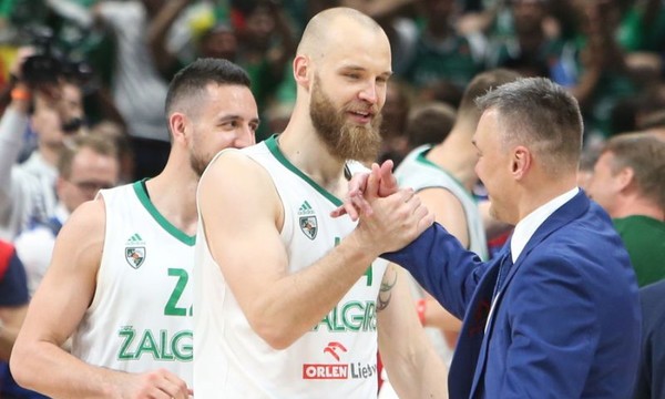 Final Four 2018: Έτσι νίκησε την ΤΣΣΚΑ η Ζαλγκίρις (video)