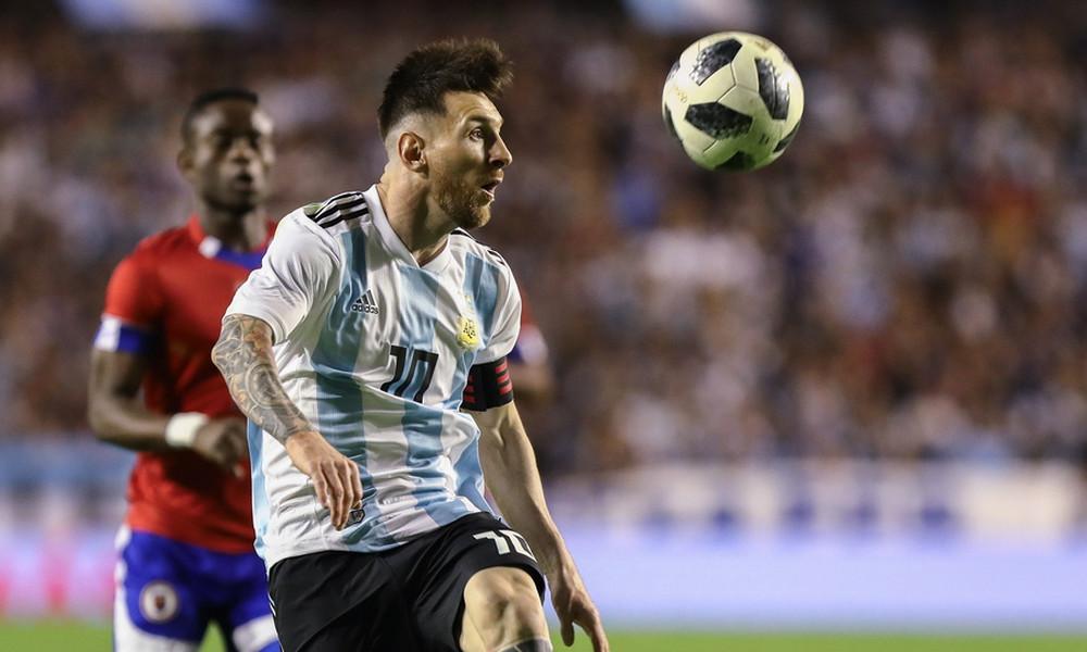 Παγκόσμιο Κύπελλο: Όργια… Μέσι στην τεσσάρα της Αργεντινής (video)