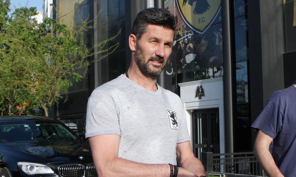 Ουζουνίδης: «Στόχος να κάνω πιο ελκυστική την ΑΕΚ»