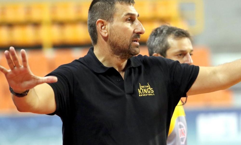Ρέθυμνο: Αναλαμβάνει πρώτος προπονητής ο Μυκονιάτης