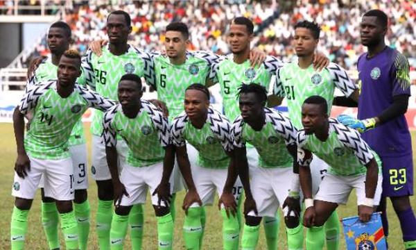 Παγκόσμιο Κύπελλο 2018: Η αποστολή της Νιγηρίας για Ρωσία