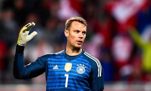Παγκόσμιο Κύπελλο 2018: Με Νόιερ στην Ρωσία