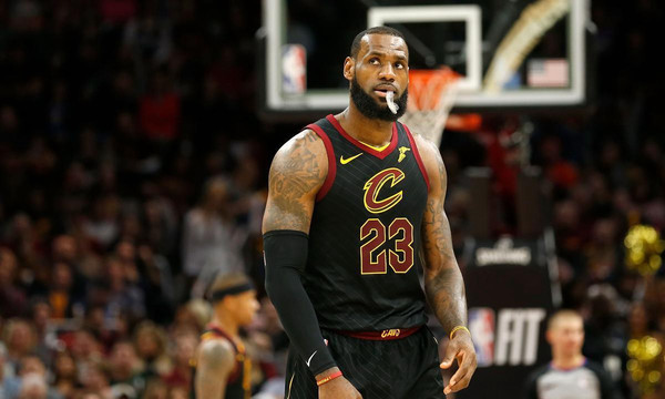 NBA: Έριξε… βόμβα ο ΛεΜπρόν! «Δεν ξέρω αν θα μείνω» (video)