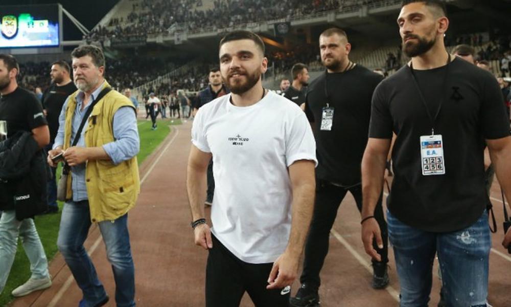 Γιώργος Σαββίδης σε Δημήτρη Γιαννακόπουλο: «Μείνε δυνατός»